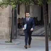 Consell executiu reunio govern Aragonès - Sergi Alcazar