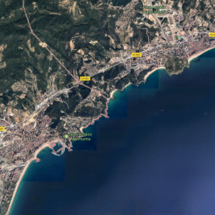 blanes maps