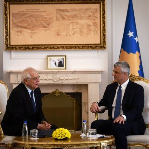 Josep Borrell president kosovo - @JosepBorrellF