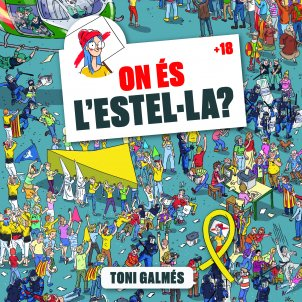 Comic on es estel·la ACN