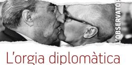 COBERTA ORGIA DIPLOMÀTICA