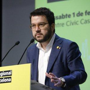 Pere Aragones ERC - ACN