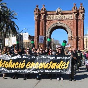 manifestacio CDR encausats TSJC - ACN