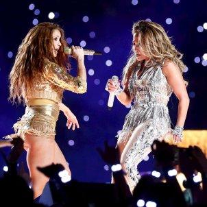 Shakira i  Jennifer López   EFE