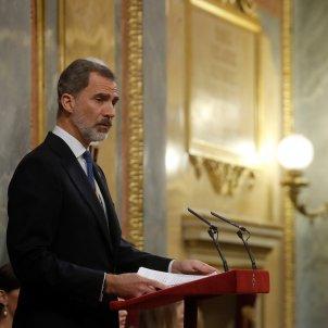 Rei Felip VI sessió obertura Congrés EFE