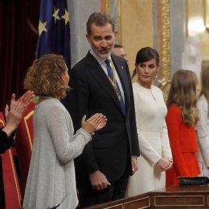 familia reial Congreso EFE