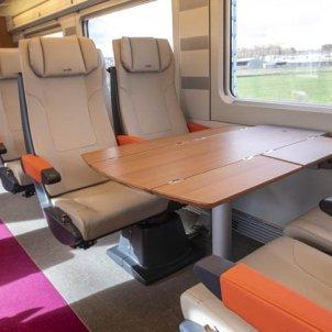 EuropaPress 2618750 Interior del AVLO tren AVE 'low cost' de Renfe