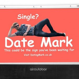 single date Mark Rofe