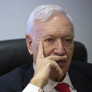 Jose Manuel Garcia Margallo - Sergi Alcazar